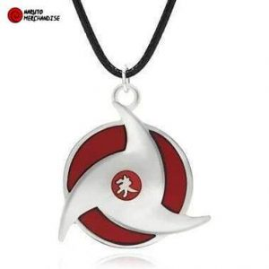 Itachi sharingan necklace
