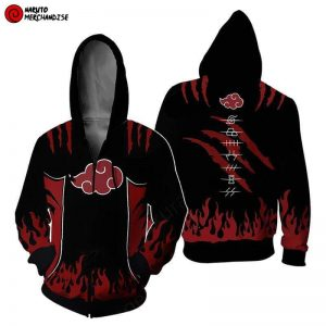 Akatsuki members jacket