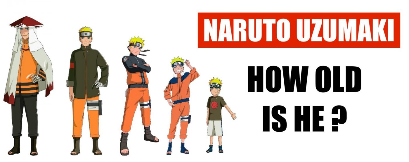 how old is naruto