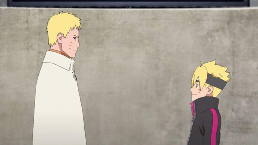 How old is Naruto in Boruto